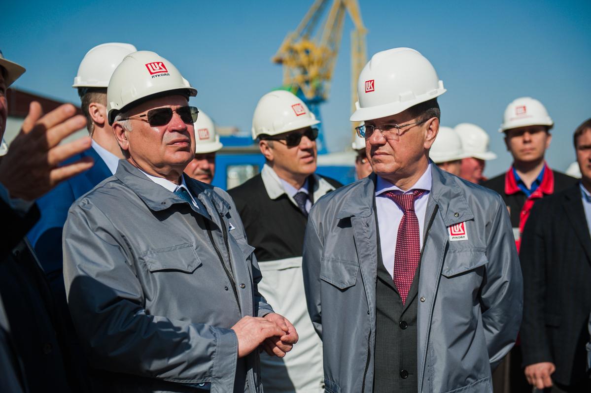 images novosti2 Politiki alekperov zhilkin Свободная экономическая зона в Астрахани будет создана летом