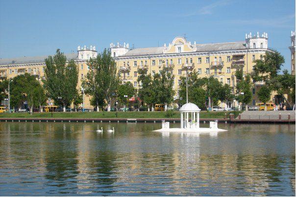 images novosti2 ZhKH lebedinka Лебединое озеро будет подвергнуто реконструкции