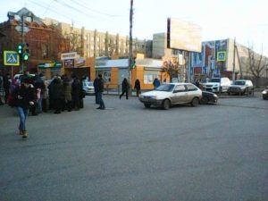 Naezd na 10 letnyuyu devochku 800x600 2 В Астрахани девочку от удара машины отбросило на несколько метров