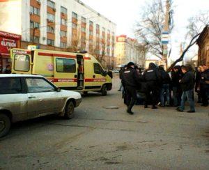 Naezd na 10 letnyuyu devochku 800x600 В Астрахани девочку от удара машины отбросило на несколько метров