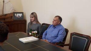 1 Александр Жилкин встретился с инстаграм-звездой
