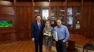 3 Александр Жилкин встретился с инстаграм-звездой