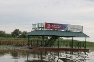 2 Астраханские заповедники открыли туристический сезон