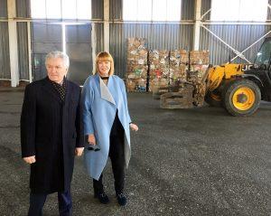 пост 3 Александр Клыканов оценил работу регоператора по вывозу мусора
