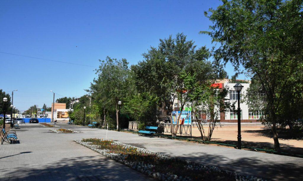 dsc 5811 0 В Астрахани начали ремонтировать сквер