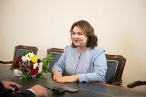 1б 1 В Астрахани Сергей Морозов встретился с Послом доброй воли ООН