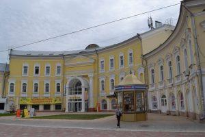 1 1 В Дом генерал-губернатора в Астрахани переедет православная гимназия