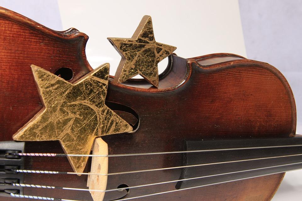 violin 3823053 960 720 Хочу успеть всё до Нового Года!