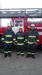 1а 16 В МЧС рассказали о спасении матери с ребенком при пожаре на улице Тренёва