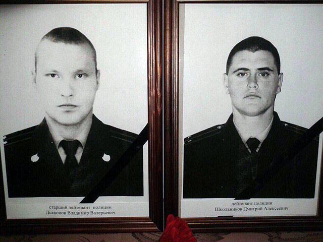 005 В суд возвращено дело об убийстве полицейских в Астрахани