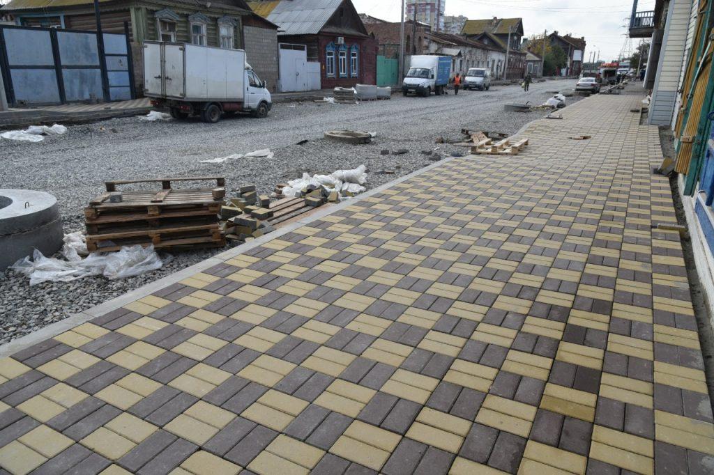 img 20191009 wa0001 Ремонт улицы Каховского в Астрахани выполнен на 70%