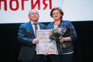 5 В Астрахани ЛУКОЙЛ наградил победителей конкурса соцпроектов