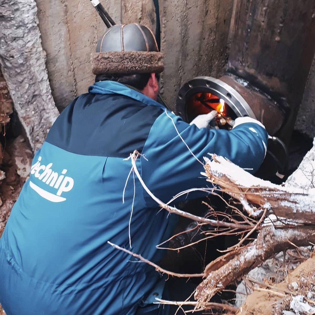 В рабочем поселке под Астраханью построен новый водопровод