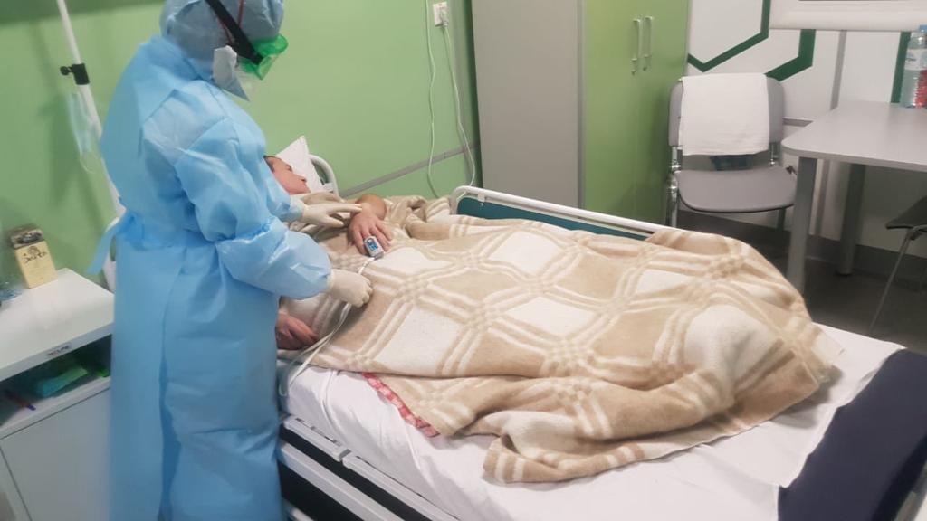 3 Новые ковид-госпитали в Астраханской области стали принимать пациентов