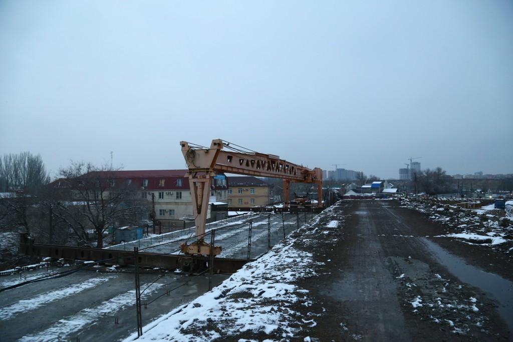 мост 3 Что происходит на двух мостах через реку Царев в Астрахани