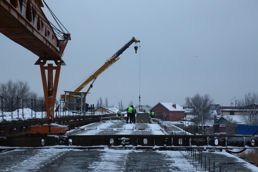 мост 1 Что происходит на двух мостах через реку Царев в Астрахани