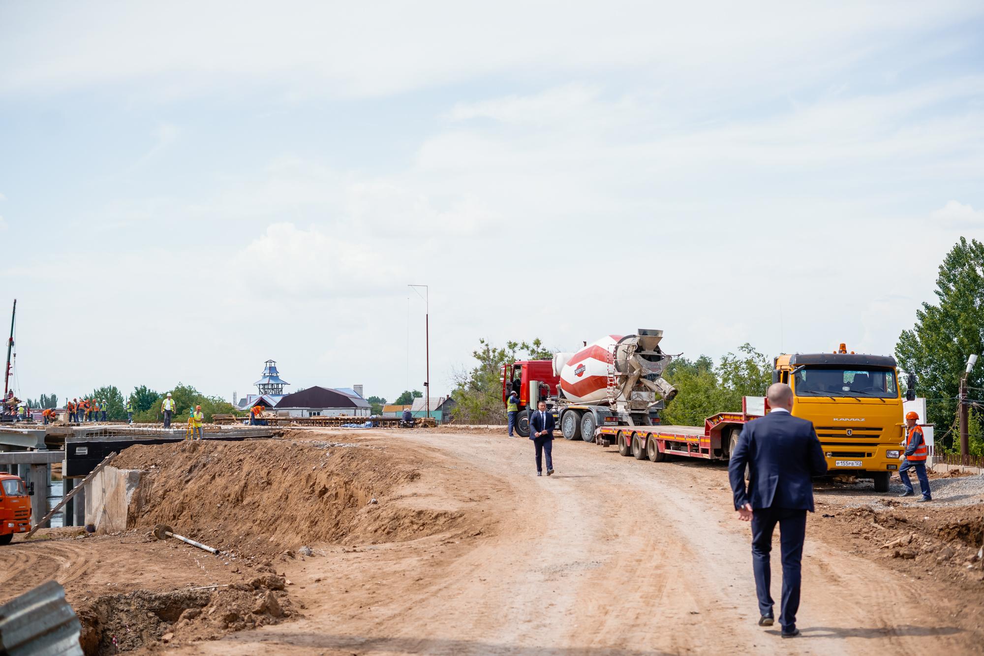 DSC05675 В Астрахани назвали новый срок «запуска» Милицейского моста