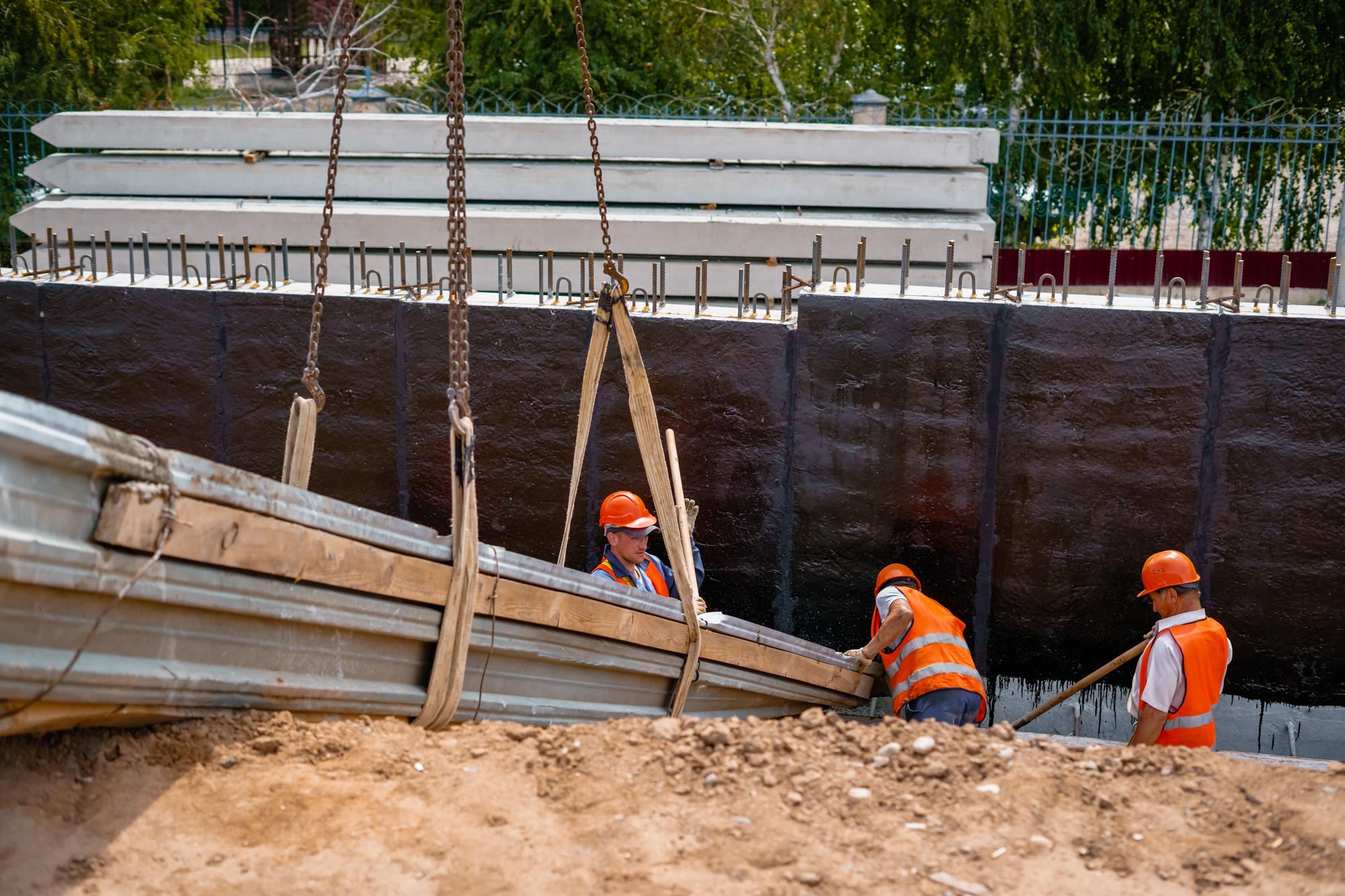 DSC05676 В Астрахани назвали новый срок «запуска» Милицейского моста