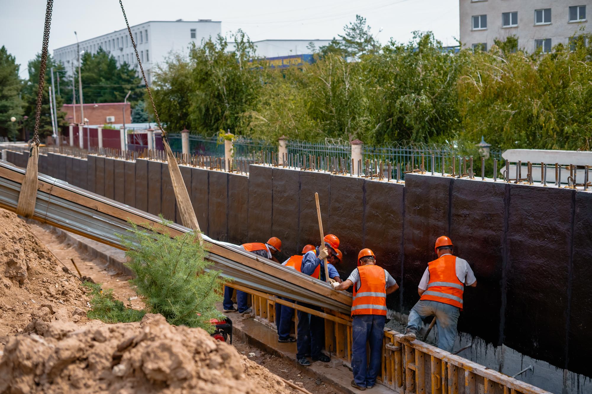 DSC05678 В Астрахани назвали новый срок «запуска» Милицейского моста