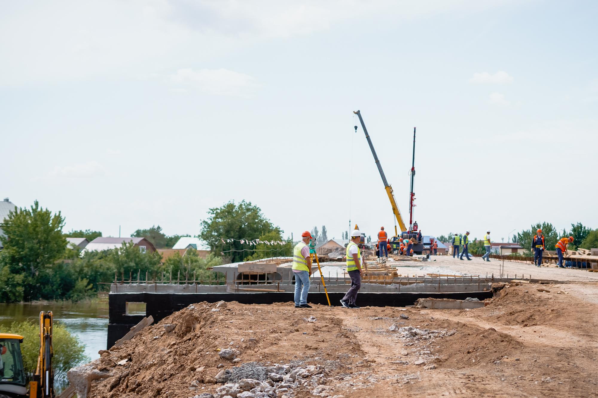 DSC05681 В Астрахани назвали новый срок «запуска» Милицейского моста