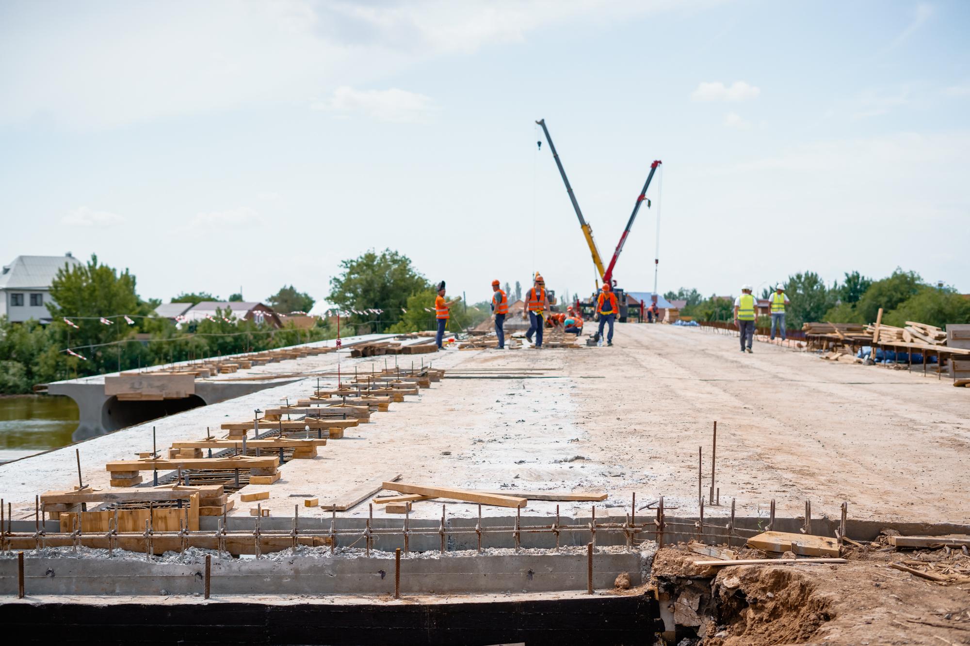 DSC05685 В Астрахани назвали новый срок «запуска» Милицейского моста