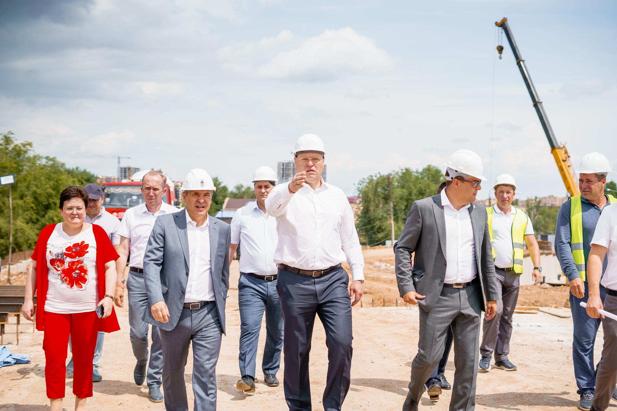DSC05724 В Астрахани назвали новый срок «запуска» Милицейского моста