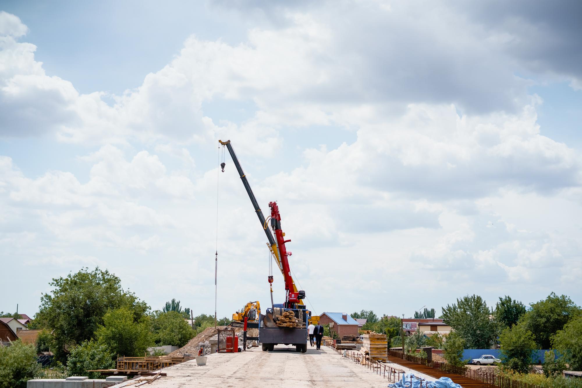 DSC05727 В Астрахани назвали новый срок «запуска» Милицейского моста