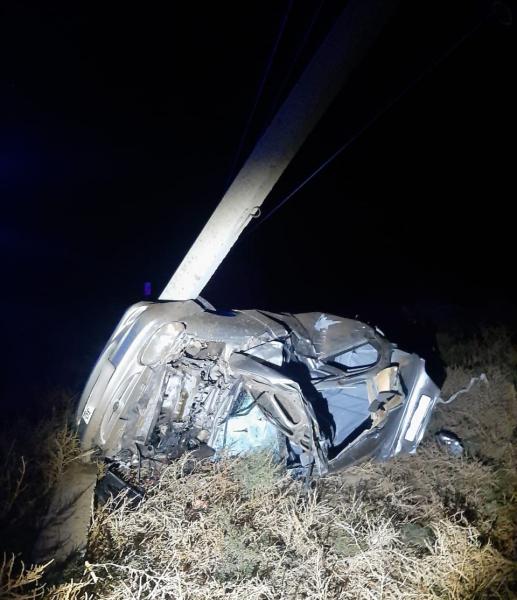 в Харабалинском районе Астраханской области 1 Астраханский лихач ответит за травмы подростка в перевернутой машине