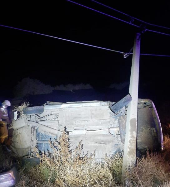 в Харабалинском районе 3 Астраханский лихач ответит за травмы подростка в перевернутой машине