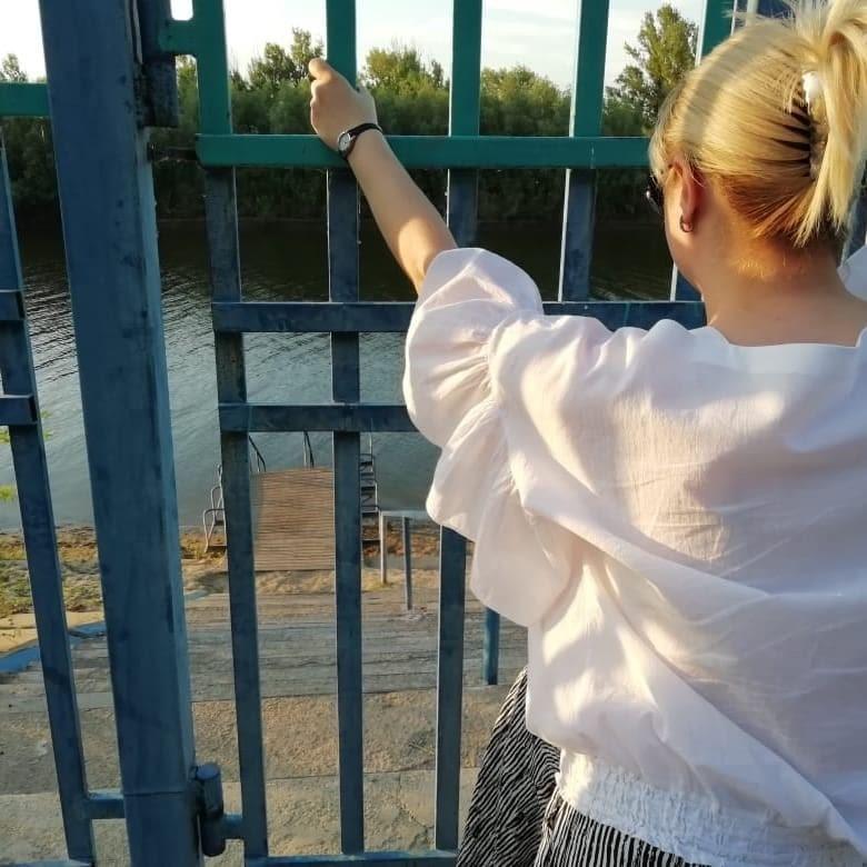 к реке 1 Астраханцы возмущены перекрытым доступом к реке