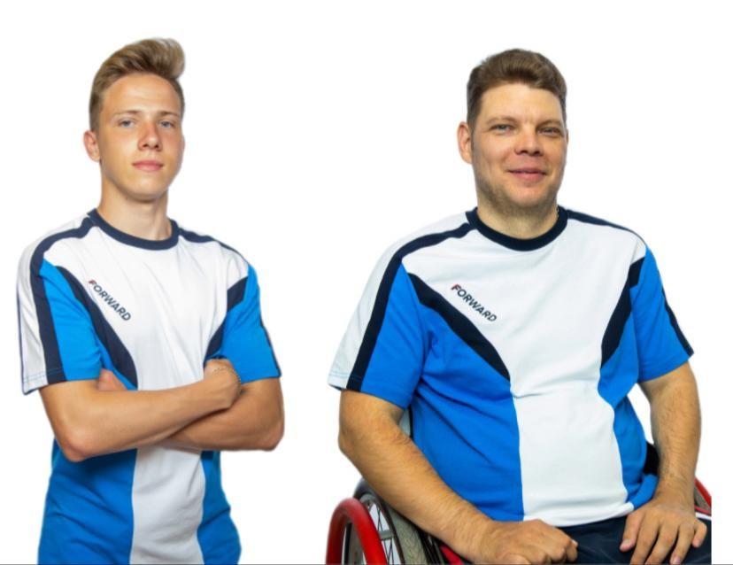 паралимпийцы из Астрахани