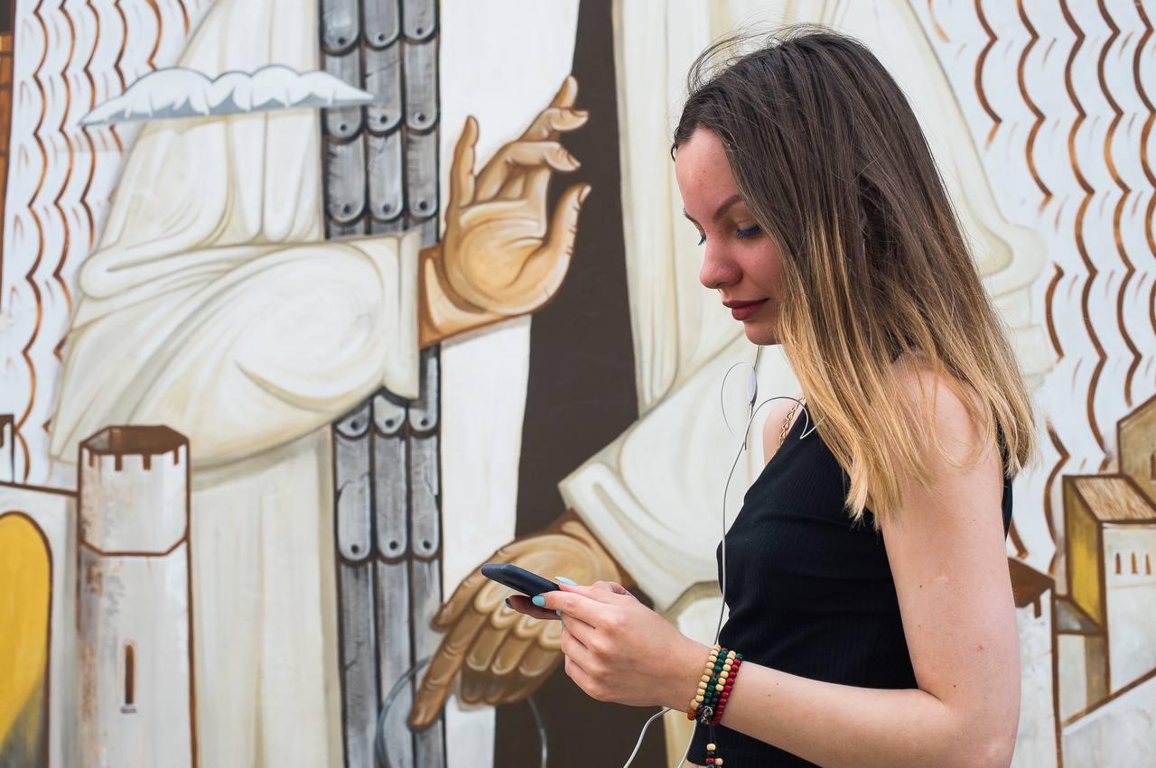 арт в Астрахани 1 В Астрахани аудио-гид проведет необычную экскурсию