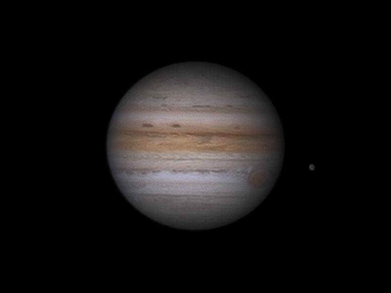 Астраханец сделал редкий снимок планеты-гиганта