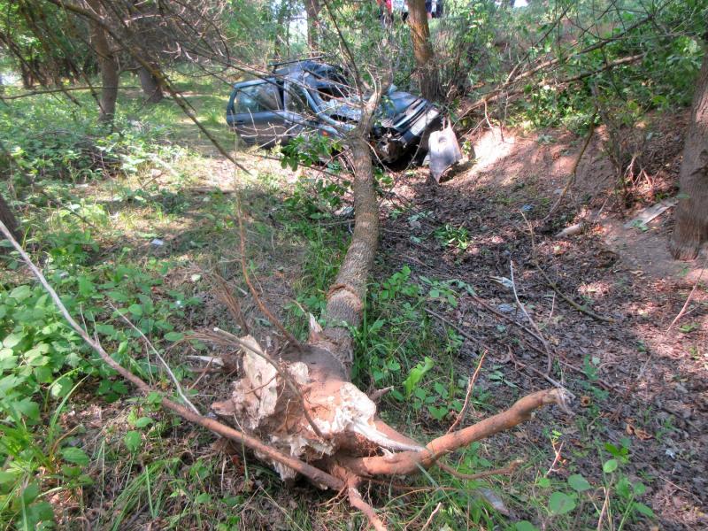 перевертыш 3 Под Астраханью погибла автоледи влетевшей в дерево легковушки