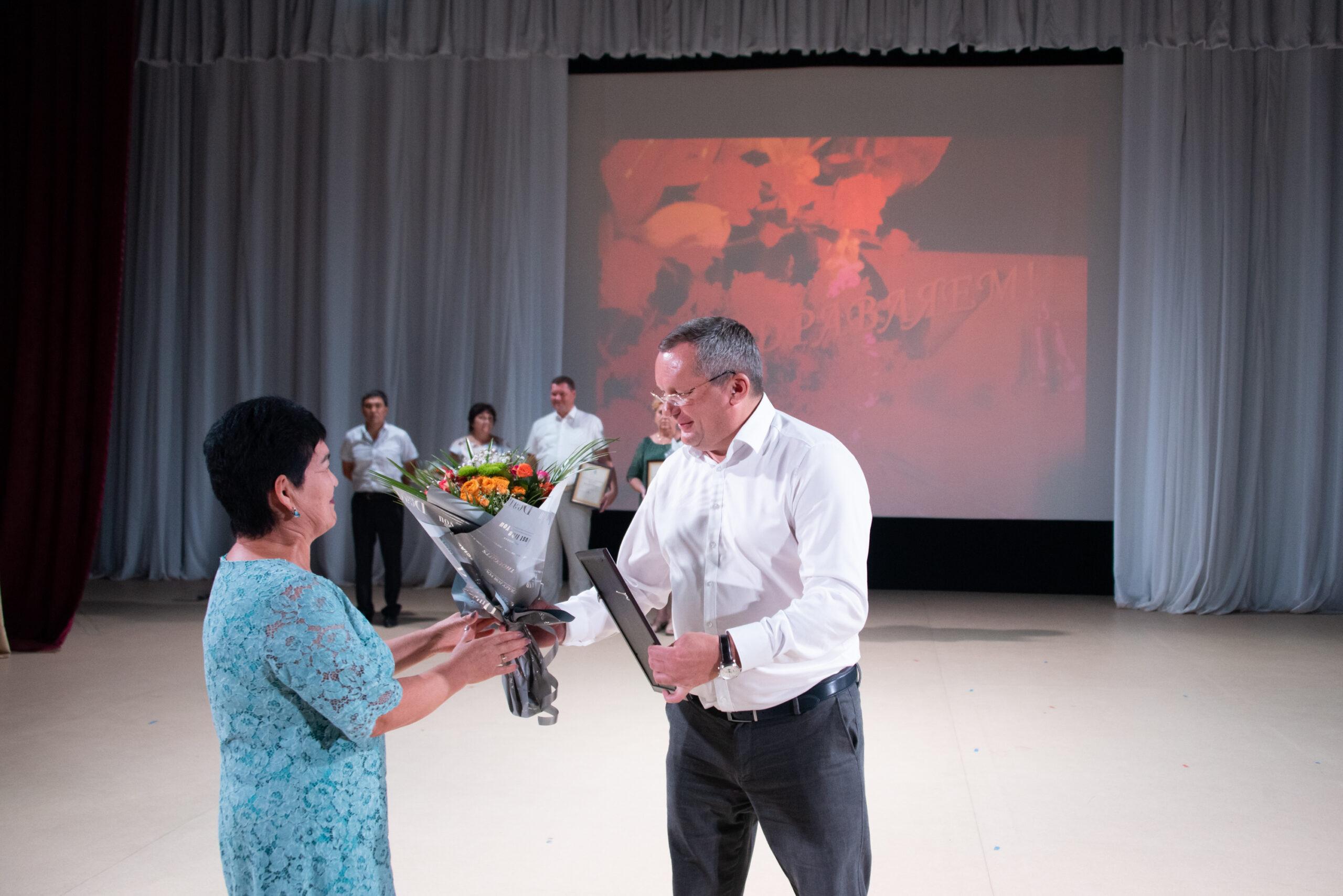 Астраханские педагоги на конференции
