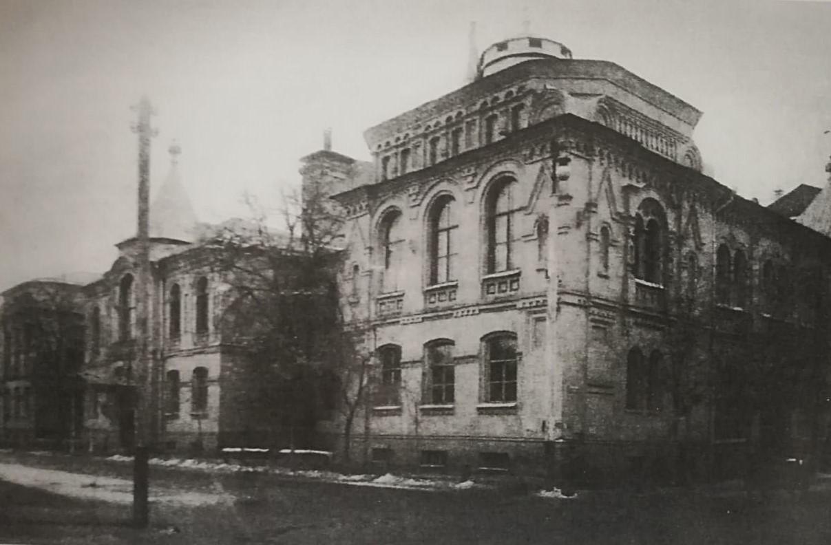 Городская дума Астрахани
