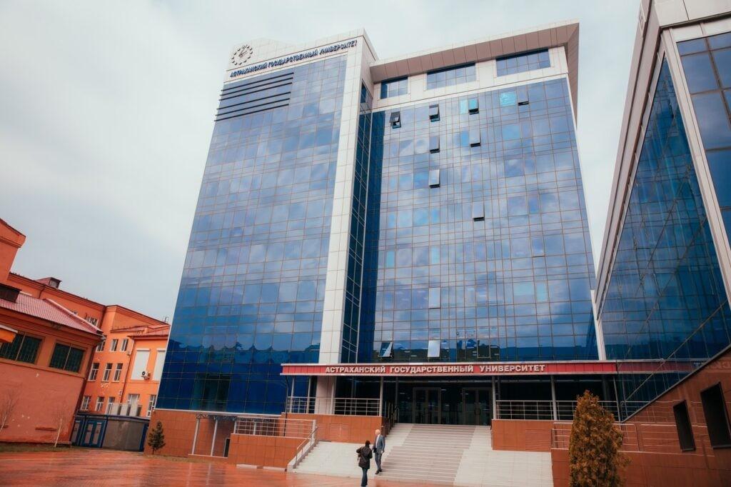 в Астрахани построят межвузовский кампус