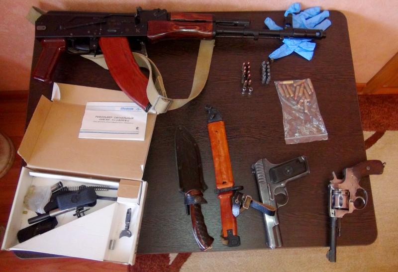 5 Астраханец переделывал оружие, уединившись на судне