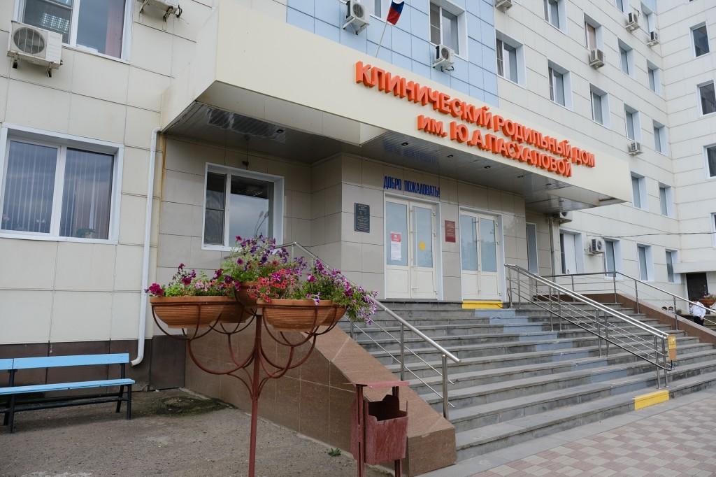 2 Открытие ПЦР-лаборатории в роддоме Астрахани стопорится из-за отсутствия денег на ремонт