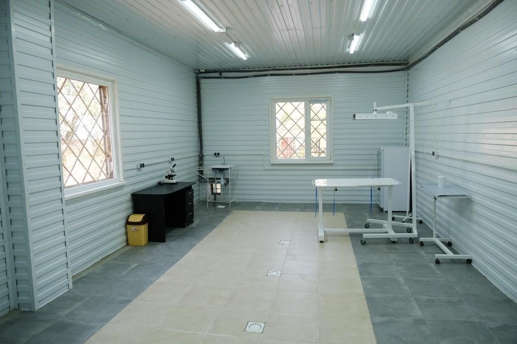 для животных 1 Жители ул. Энергетической в Астрахани обеспокоены строительством центра спасения собак