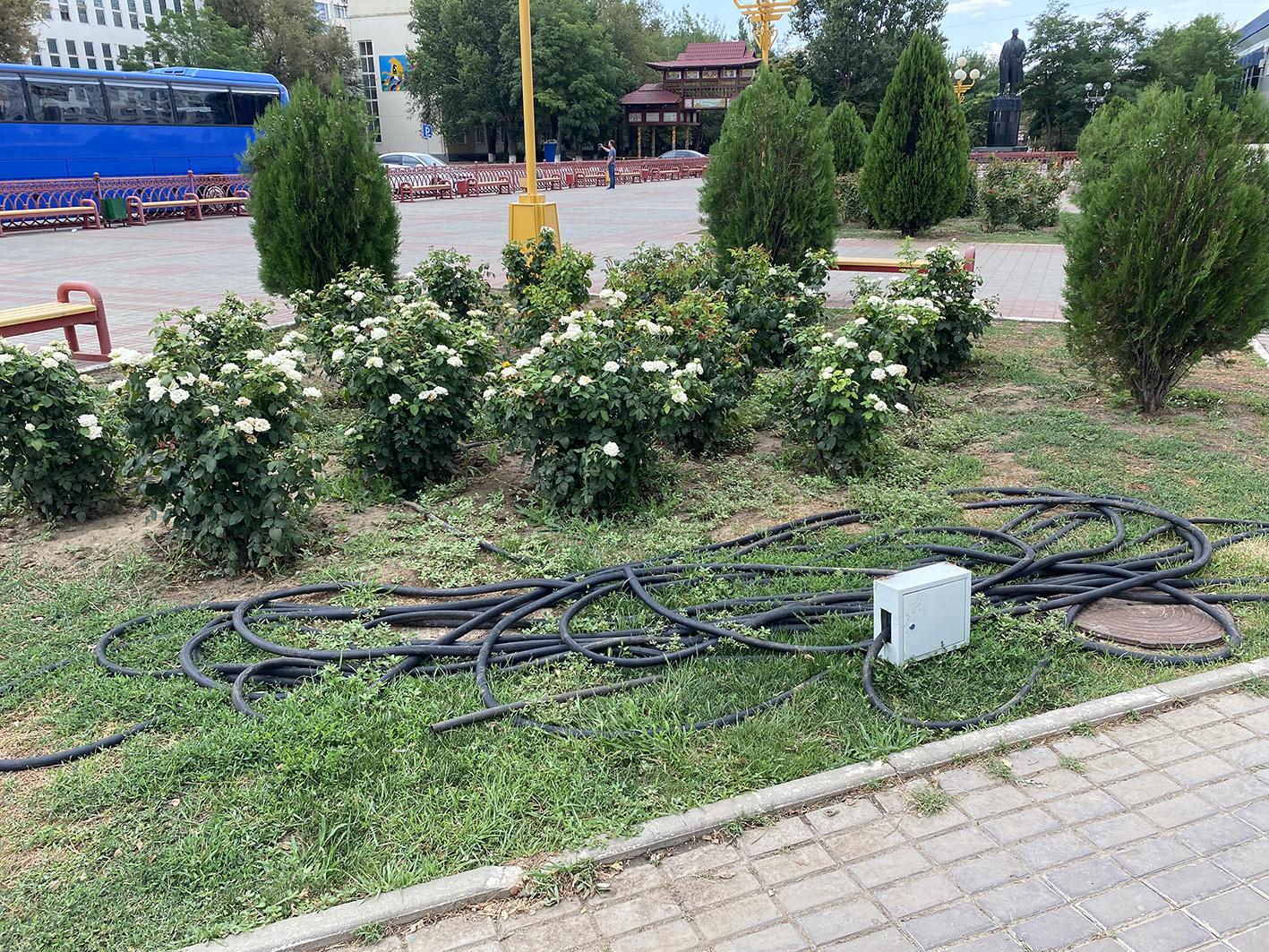 IMG 2584 «Разруха и безнадёжность»: как сейчас в Калмыкии выглядит Пагода Семи Дней