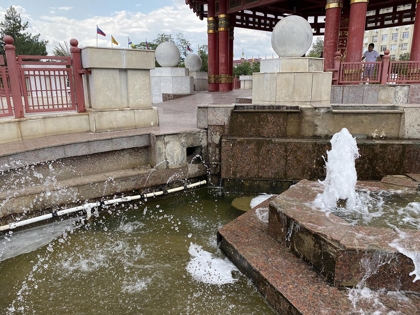 IMG 2586 «Разруха и безнадёжность»: как сейчас в Калмыкии выглядит Пагода Семи Дней