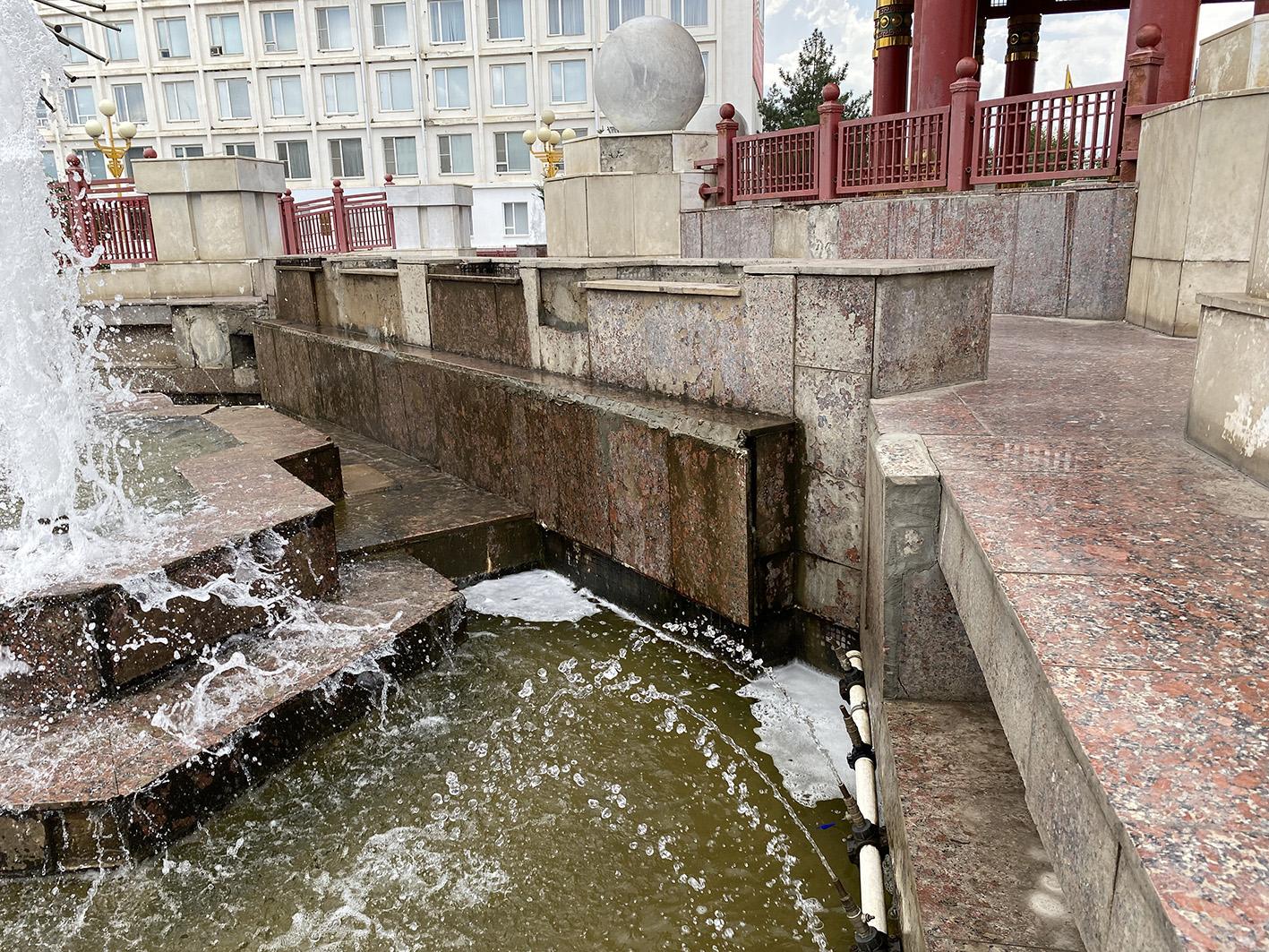 IMG 2588 «Разруха и безнадёжность»: как сейчас в Калмыкии выглядит Пагода Семи Дней