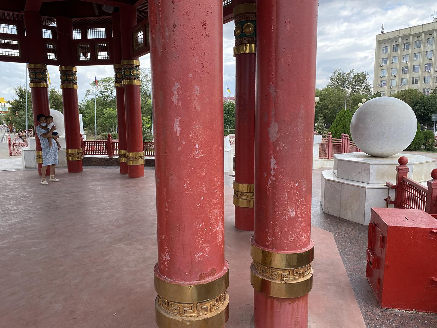 IMG 2590 «Разруха и безнадёжность»: как сейчас в Калмыкии выглядит Пагода Семи Дней