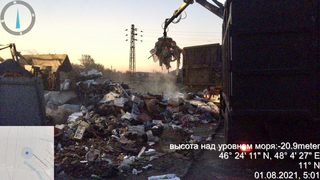 image 18 08 21 02 00 1 В Астрахани ликвидировали крупную незаконную свалку