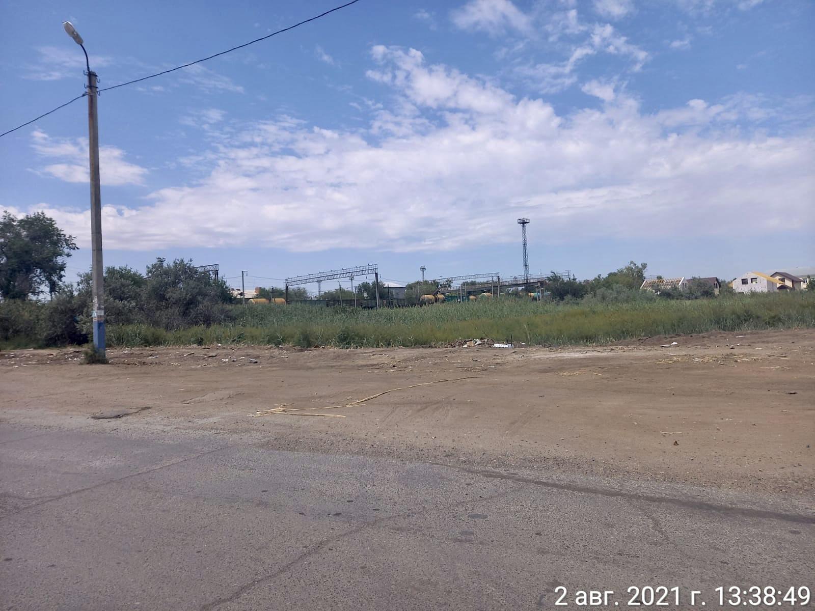 image 18 08 21 02 00 В Астрахани ликвидировали крупную незаконную свалку