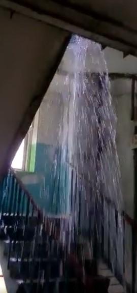 Астрахань после дождя
