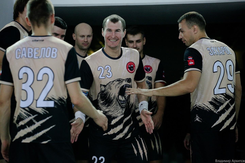 Астраханская гандбольная команда
