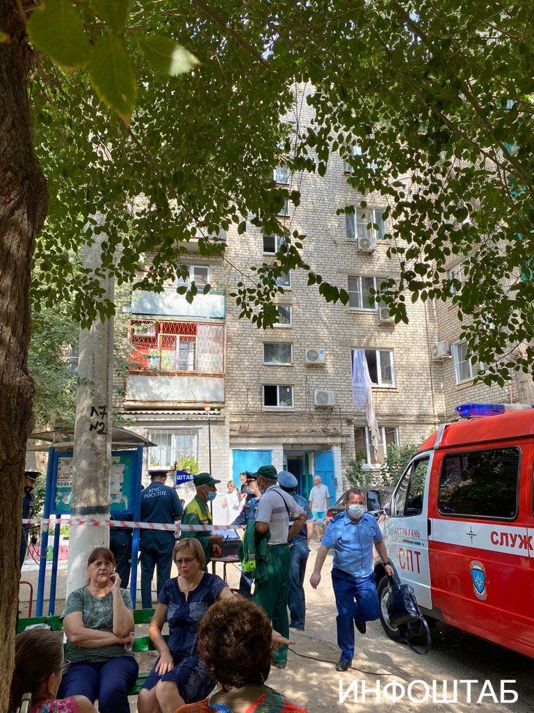 в доме 6 Взрыв самогонного аппарата отправил двух астраханцев на больничную койку