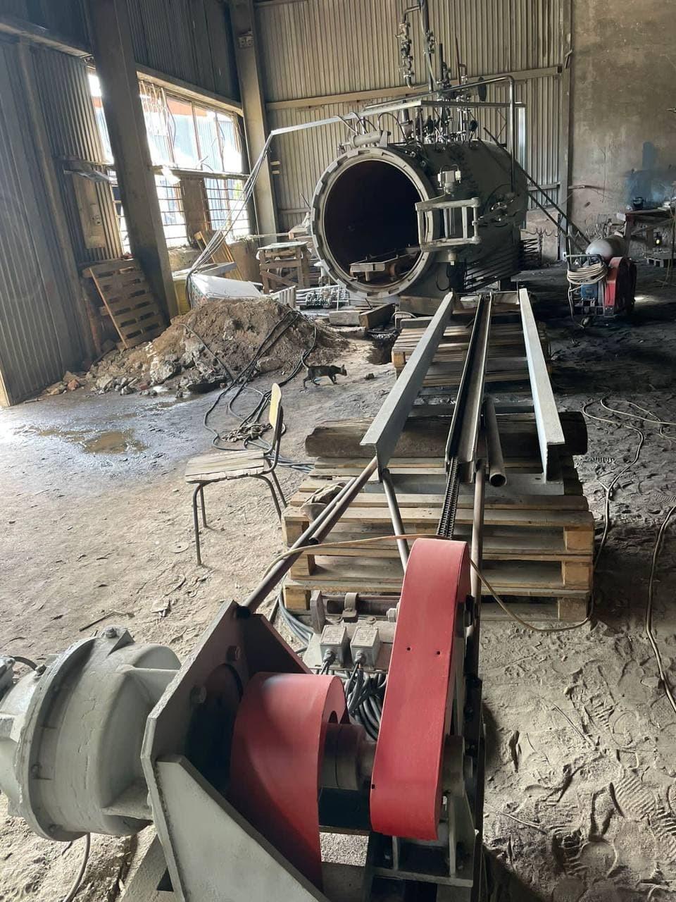 В Астрахани погиб рабочий